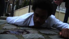 """Making Of du Film """"Omega"""""""