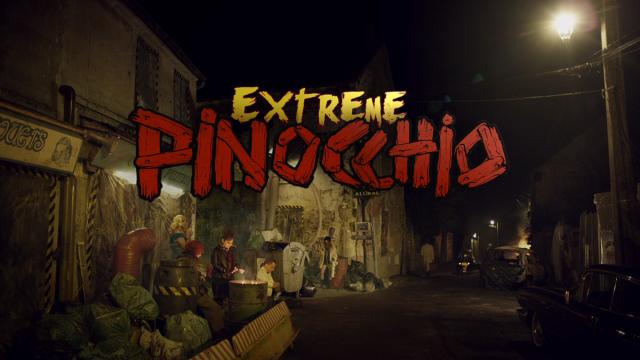 Extrême Pinocchio