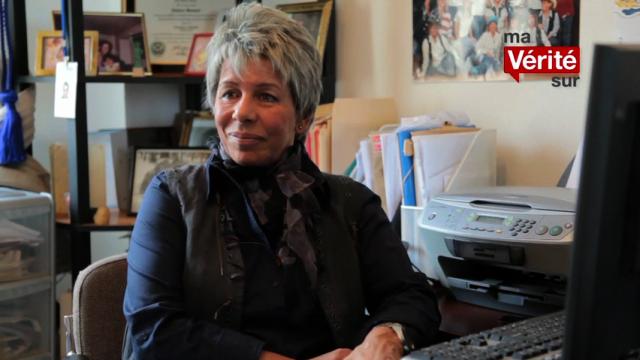 "Interview de Mme Latifa BENNARI - Présidente de l'association ""l'Ange Bleu"""