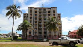 Rénovation Urbaine à Cayenne (Guyane Française)